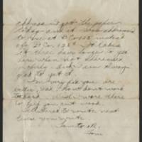 1918-03-21 Thomas Messenger to Vera Wade Page 6