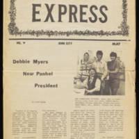The Iowa Greek Express, Vol. 5 Page 1