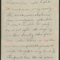 1918-01-15 Thomas Messenger to Mr. & Mrs. N.H. Messenger Page 4