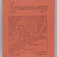 Spaceways, v. 3, issue 6, whole no. 22, August 1941