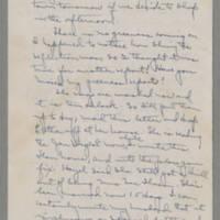 1943-01-15 Laura Davis to Lloyd Davis Page 4