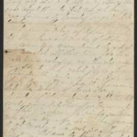 1863-02-01 Charles A. Gates to Mr. Arad Gates Page 4
