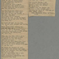 """Clipping: """"""""Ballad Of A Red Cross Man"""""""" Page 1"""