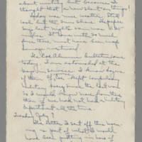 1942-07-04 -- 1942-07-10 Laura Davis to Lloyd Davis Page 9
