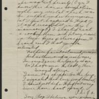 Conger Reynolds to John Reynolds Page 3