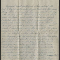 1945-02-04 Lt. Robert E. Porter to Dave Elder Page 2