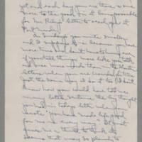1943-01-13 Laura Davis to Lloyd Davis Page 4