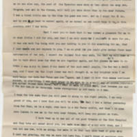 1944-11-15 Capt. Harrison D. Kohl to Mr. W. Earl Hall Page 1