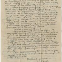 1918-04-07 Robert M. Browning To Dr. Mabel C. Williams Page 2