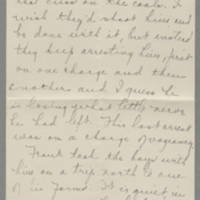 1918-07-11 Daphne Reynolds to Conger Reynolds Page 2