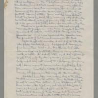 1942-09-27 Laura Davis to Lloyd Davis Page 2