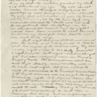 1919-04-12 Robert M. Browning to Dr. Mabel C. Williams Page 2