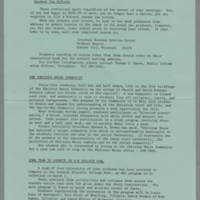1970-02-04 Human Relations Program Spring Semester Schedule Page 6