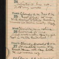 1921-10-23 -- 1921-10-29