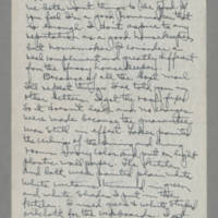 1943-09-03 Laura Davis to Lloyd Davis Page 2