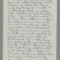 1943-11-15 Laura Davis to Lloyd Davis Page 5