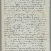 1943-01-23 Laura Davis to Lloyd Davis Page 8