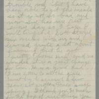 1943-09-03 Laura Hutchison to Laura Frances Davis Page 3