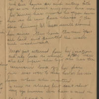 Undated 1917 letter Page 3