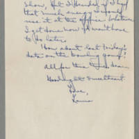 1942-01-28 Laura Davis to Lloyd Davis Page 4