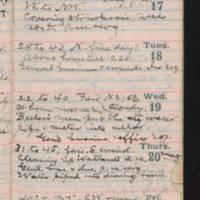 1919-11-16 -- 1919-11-22