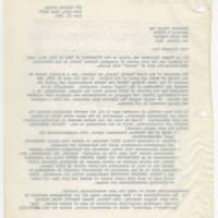 1971-06-17 Correspondence to Governor Robert Ray Page 1 - Back