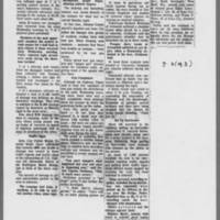 "1971-05-13 Des Moines RegisterArticles: """"Friendly Students Praise Patrol Efforts at U of I"""" Page 2"