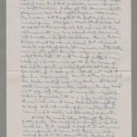 1942-10-08 Laura Davis to Lloyd Davis Page 2