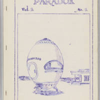 Paradox, v. 1, issue 1, Summer 1942