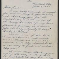 1945-06-09 Eleanor Peiffer to Dave Elder