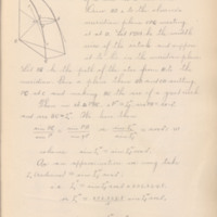 Theory of the astronomical transit instrument applied to the portable transit instrument Wuerdemann no. 26: a compilation from various authorities, with original observations by Harry Edward Burton, 1903, Page 88