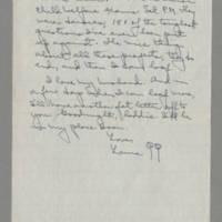 1943-11-15 Laura Davis to Lloyd Davis Page 7
