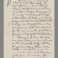 1942-11-28 Laura Davis to Lloyd Davis Page 1