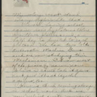 1918-02-28 Thomas Messenger to Mr. N.H. Messenger Page 3