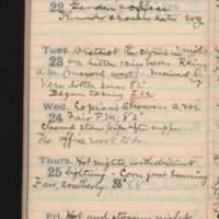 1918-07-21 -- 1918-07-27