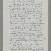 1942-10-30 Laura Davis to Lloyd Davis Page 3