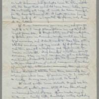 1943-02-10 Laura Davis to Lloyd Davis Page 5