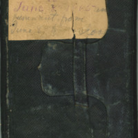 Jacob Harrison Allspaugh diary, January 1865-July 1865
