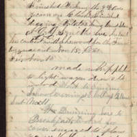 1865-11-09 -- 1865-11-11