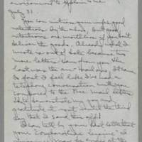 1945-07-25 Laura Davis to Lloyd Davis Page 2