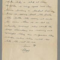 1942-10-22 Lloyd Davis to Laura Davis Page 2