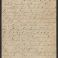 1862-07-18 Charles A. Gates to Mr. & Mrs. Arad Gates Page 4