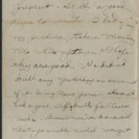 1918-01-02 Thomas Messenger to Mr. & Mrs. N.H. Messenger Page 4