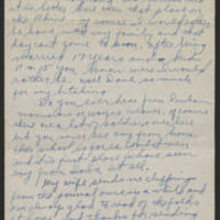 1945-02-13 Samuel C. Simmering to Dave Elder Page 2