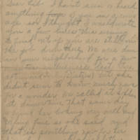 1918-12-22 Letter to Lib Page 1