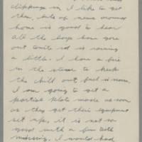 1945-03-05 Lloyd Davis to Laura Davis Page 1