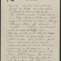 1918-09-02 Thomas Messenger to Mrs. Ress Wade Page 5