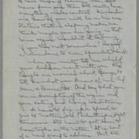 1943-02-24 Laura Davis to Lloyd Davis Page 2