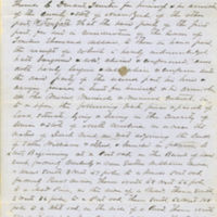 Correspondence on Lemmond Mine, Union County, North Carolina, part 1, 1854-1894