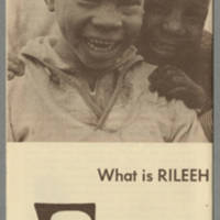 """""What is RILEEH?"""" Page 1"